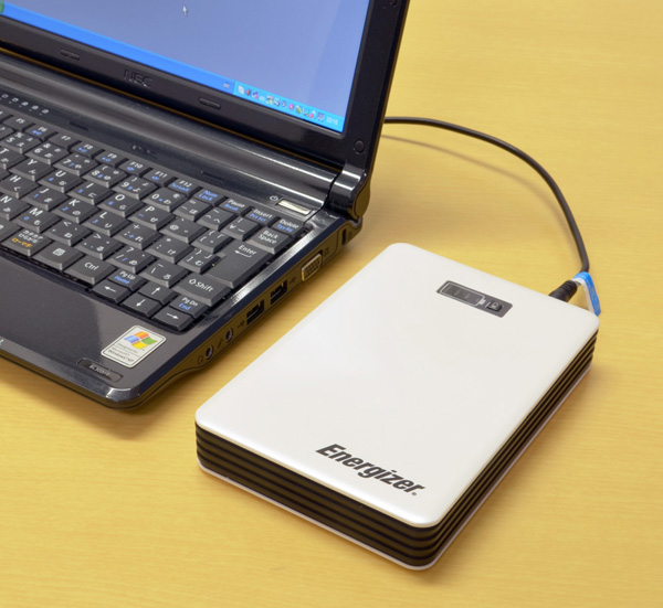 02 Energizer launches 14,000mAh Super Battery to power your USB devices
