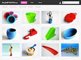 Hanza Studio、個人でデータ販売もできる3Dプリンタ用データ共有サイト