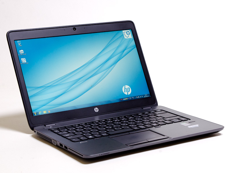 HP「ZBook 14 Mobile Workstation」