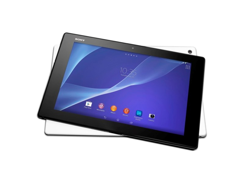 「Xperia Z2 Tablet」