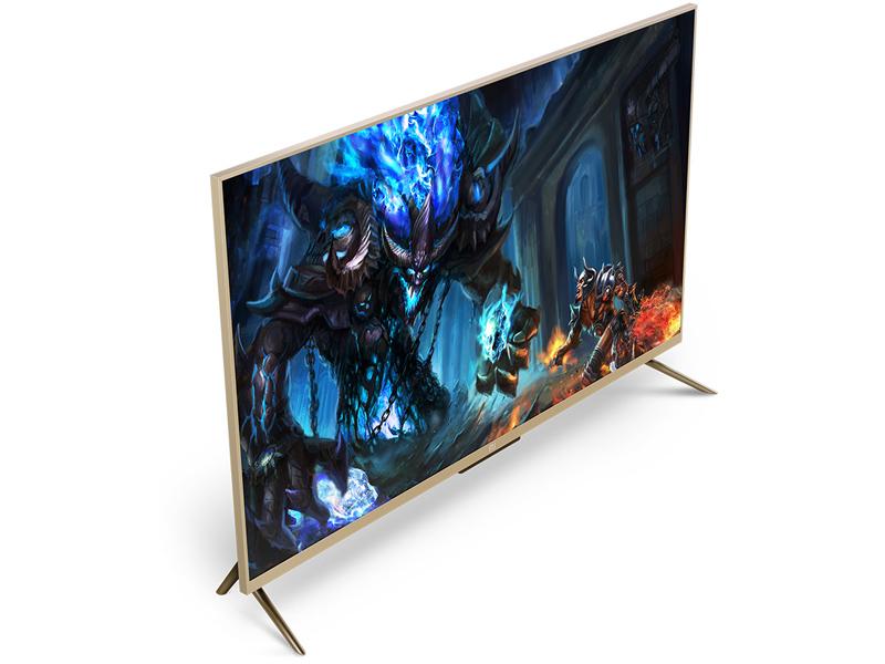 【日本企業終了】49型4K(3,840×2,160ドット)スマートTVが65,400円