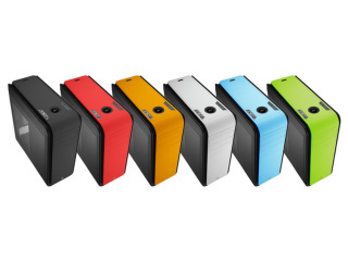 Aerocool、3色展開の250W電源付き ...
