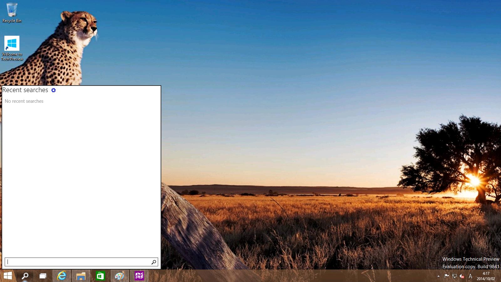 【悲報】 Windows10、殆ど8.1と一緒だった スタートメニュー以外は見分けが付かないレベル
