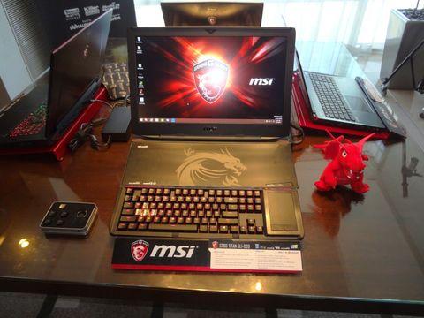 【イベントレポート】MSI、デスクトップ用キーボード搭載の ...