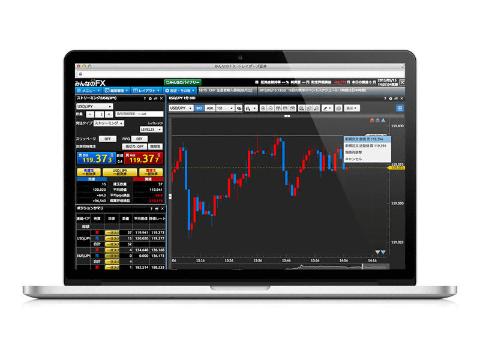 みんなのfx pc版取引ツール fx trader 2 に新機能追加 pc watch