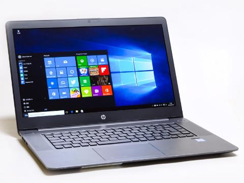 【西川和久の不定期コラム】日本HP「ZBook Studio G3 Mobile Workstation ...