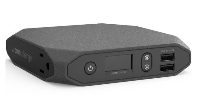 コンセント装備でノートPCも充電可能なAC/DC/USB対応のモバイルバッテリ ~Surface Pro 4なら9時間駆動