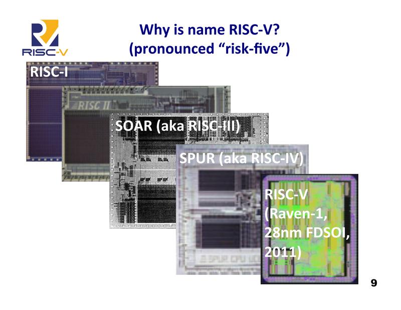 【後藤弘茂のWeekly海外ニュース】 海外で急激に盛り上がる新CPU命令アーキテクチャ「RISC-V」