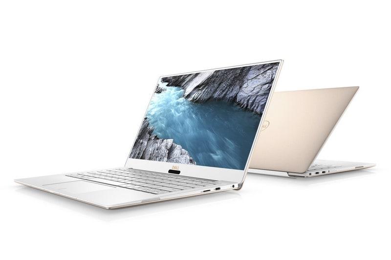 Dell、さらに小さく薄くなった世界最小13型4K液晶搭載ノート「XPS 13」 ~新色ローズゴールド/ホワイト追加、ポート類も最新鋭に