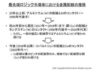 福田昭のセミコン業界最前線】見...