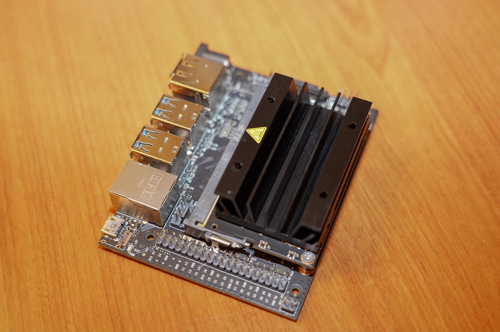 1万円ちょっとでAI画像認識ができるJetson Nanoを買ってみた - PC Watch