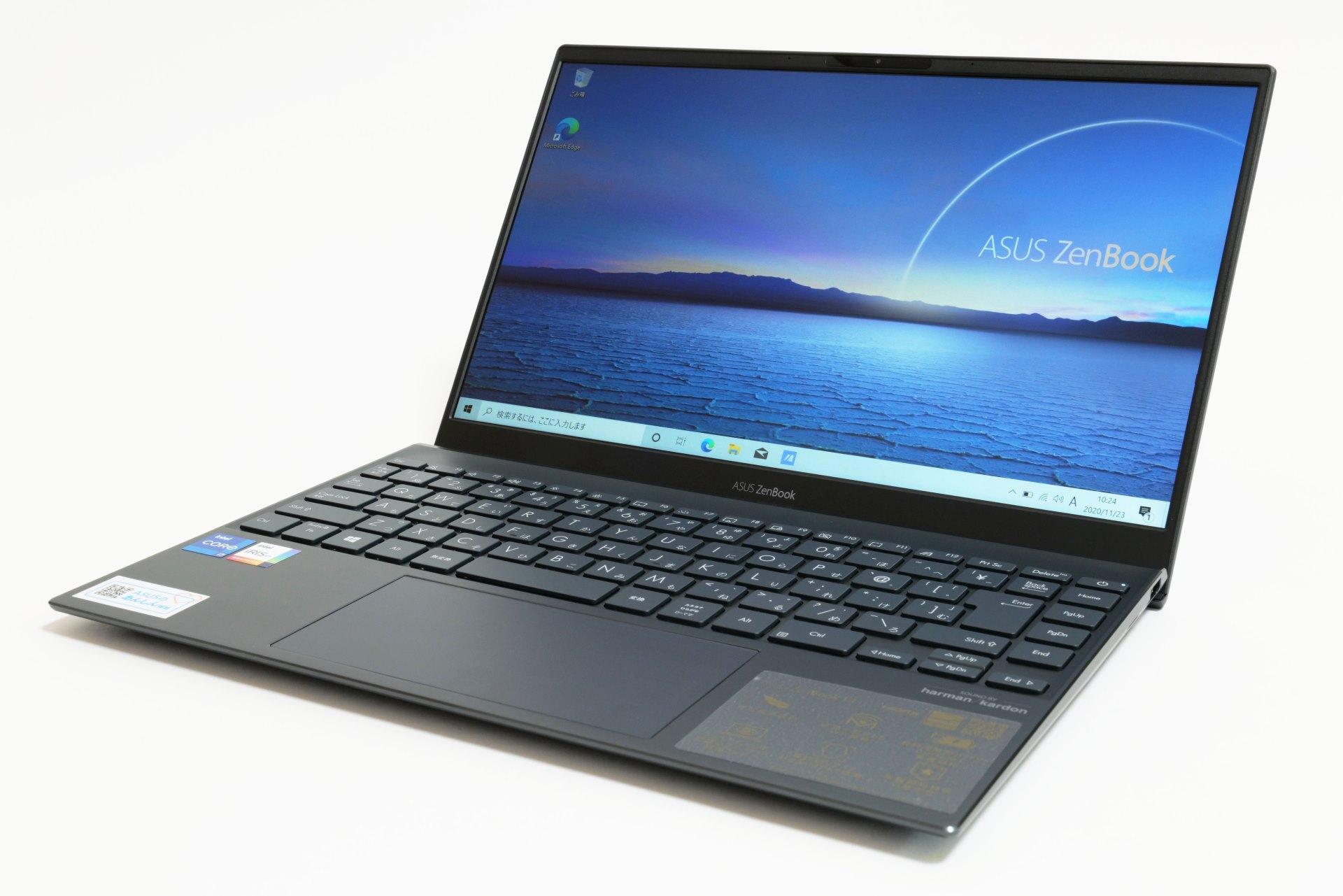 """Photo of [Hothot 리뷰]Tiger Lake搭載で税別11万円台から! ASUS 13.3インチモバイルノート「ZenBook 13 """"を実機レビュー – PC Watch"""
