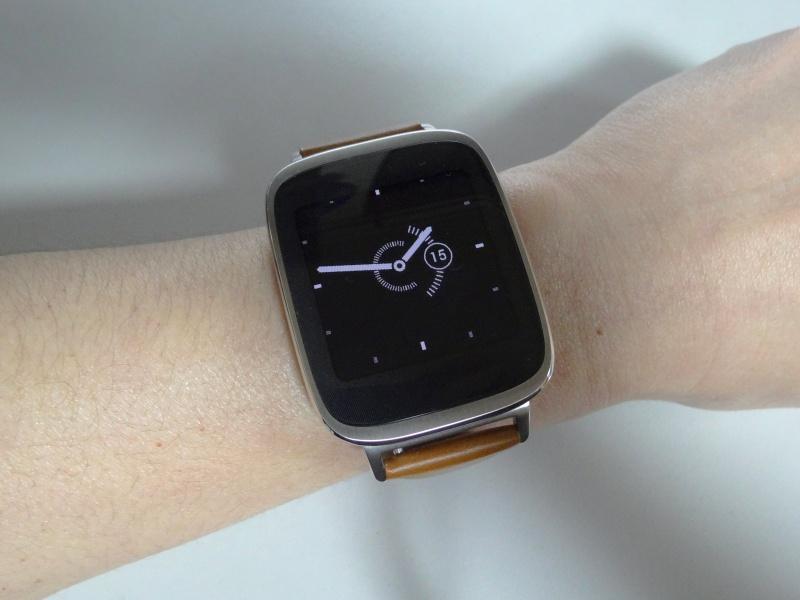 【レビュー】 スマートウォッチは何ができるのか? ~ASUSのAndroid Wear「ZenWatch」レビュー【ハードウェア&基本機能編】