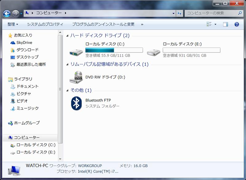 PC Watch - インプレス | 120GB SSDと1TB HDDを2.5インチHDDサイズに凝縮!Western Digital「WD Black2」その実力を検証してみた